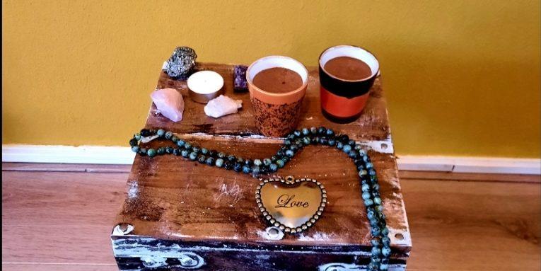 Cacao ceremonie met Imana